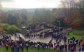 Service of Remembrance 2014