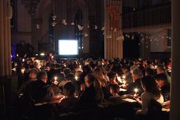 Christingle Service 2014