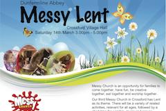 Messy Lent