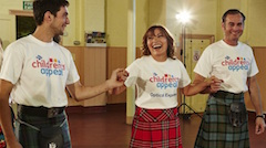 Family Ceilidh and STV Appeal