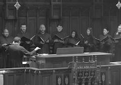 Fourth Presbyterian Church Touring Choir