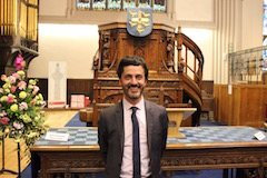 New Organist and Master of the Music