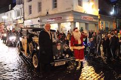 Dunfermline's Christmas Parade