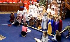 The Nativity Service 2016