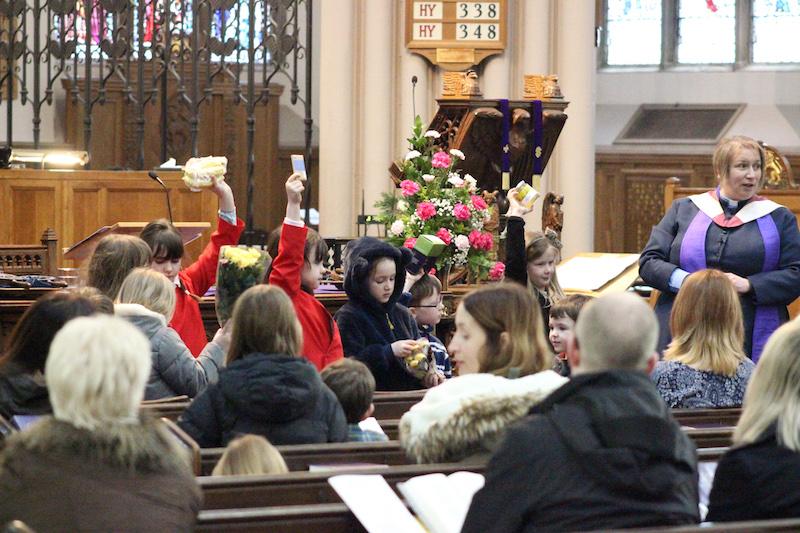 1st Sunday in Lent