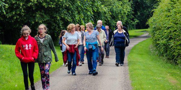 Summer Walk 3 – Limekilns