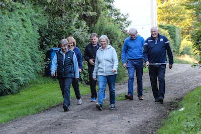 5th Summer Walk – Culross