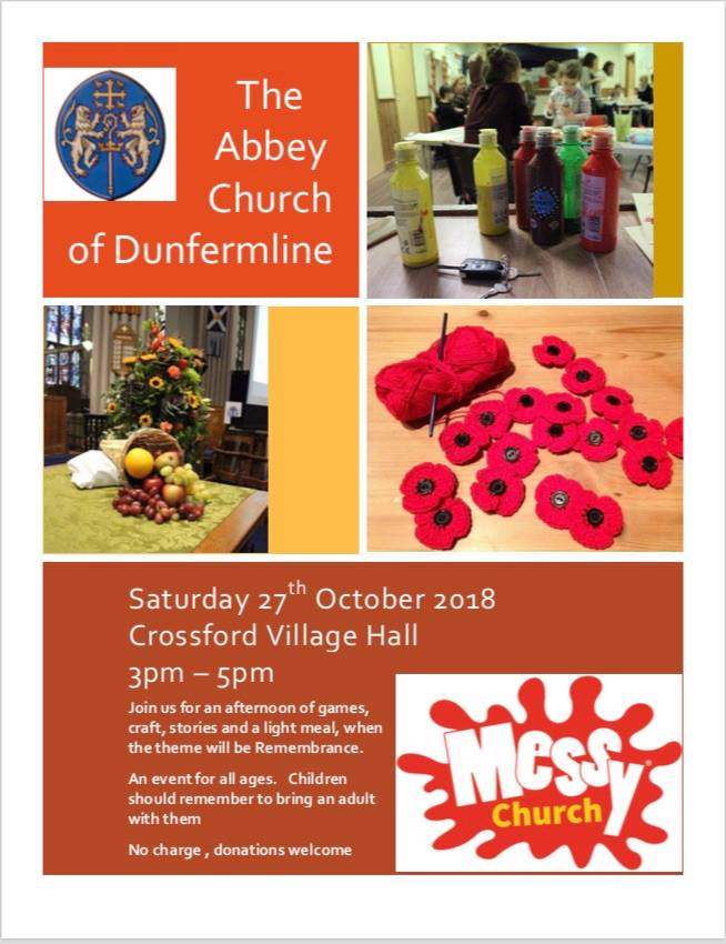 Autumn Messy Church