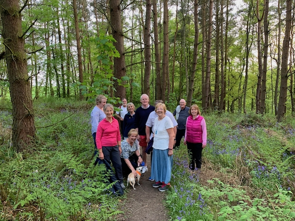 1st Summer Walk – 2019