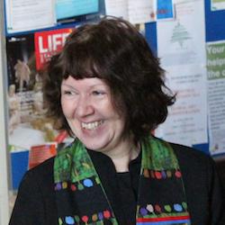Rev Dr Rosie Magee